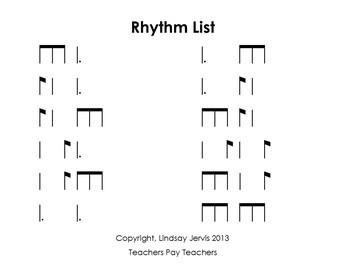Robot Rhythm Races: 6/8