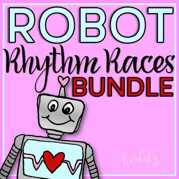 Robot Rhythm Races: Bundled Set