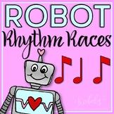Robot Rhythm Races: syncopa