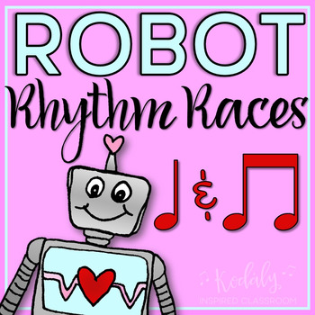 Robot Rhythm Races: ta and titi