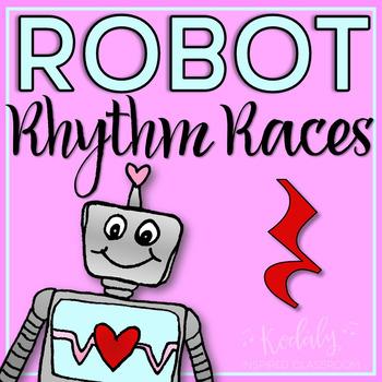 Robot Rhythm Races: ta rest
