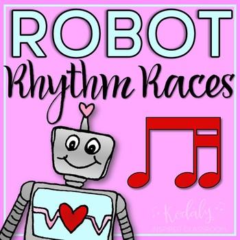 Robot Rhythm Races: ti-tiri