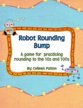 Robot Rounding Bump