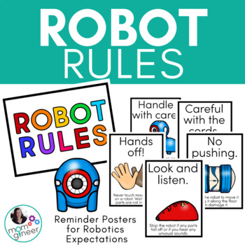 Robot Rules for the Makerspace or Classroom