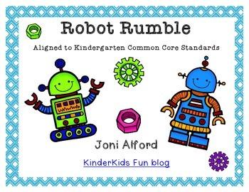 Robot Rumble Mini-Unit