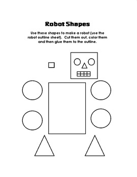 Robot Shapes