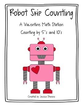 Robot Skip Counting
