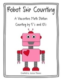 Robot Skip Counting
