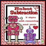 Valentine Robot Subtraction