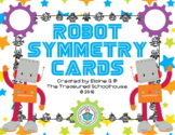 Robot Symmetry Cards