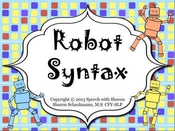 Robot Syntax