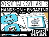 Robot Talk Syllables