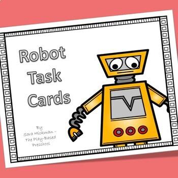 Robot Task Cards