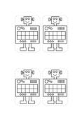 Robot Ten Frames sml