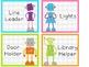 Robot Theme Classroom Basics and Decor