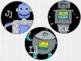 Robot Themed Word Wall Header