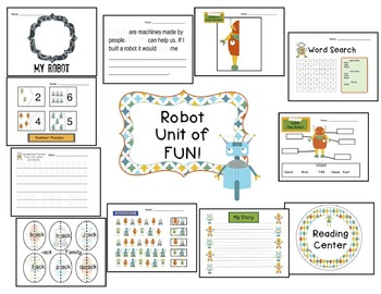 Robot Unit of Fun