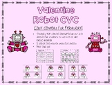 Robot Valentine CVC