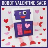 Robot Valentine Sack