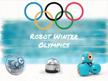 Robot Winter Olympics