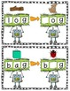 Robot Words: CVC Phoneme Substitution Practice