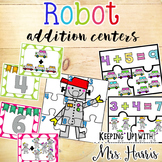Robot Addition Centers
