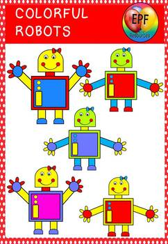 Robot clipart (FREE)