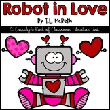 Robot in Love Book Unit