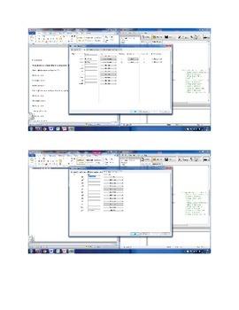 Robotc Motor Start Pseudocode and Working Language