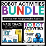 Robotics Activities - Mazes, Games, Activities