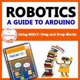 Robotics Student Book | Arduino Programming Using Blocks