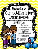 Robotics Competition for Dash Robot - 2nd Edition