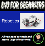 Robotics EV3 Beginner Program