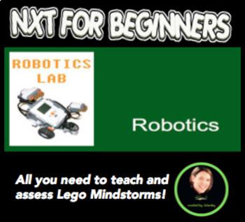 Robotics NXT Beginner Program