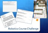 Robotics Obstacle Course Activity
