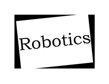 Robotics Poster