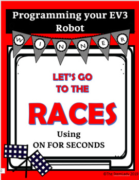 Programming LEGO Mindstorms EV3: On For Seconds by The STEM Lady