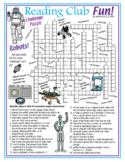Robotics – Robots and How They Work – Giant Crossword Puzzle