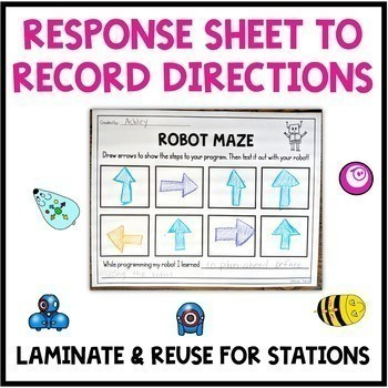 Robots Maze - Dash and Dot Bee Bot Sphero