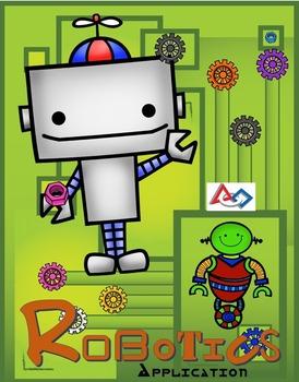Robotics Team/Club Application - FLL