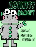 Robots - ACTIVITY PACKET