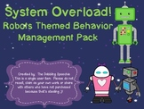 Robots Behavior Management System Pack