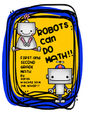 Robots Can Do Math! Differentiated Math First and Second Grade