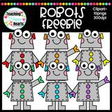 Robots Free Clipart
