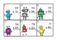 Robots Multiplication 2 Digit Task Cards