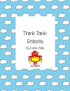 Robots Think Tank