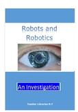 Robots and Robotics: Investigation and Workshops  / Distan