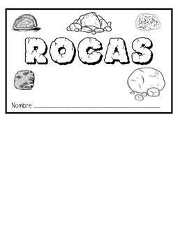 Rocas Spanish Flipbook Rocks Spanish Flipbook