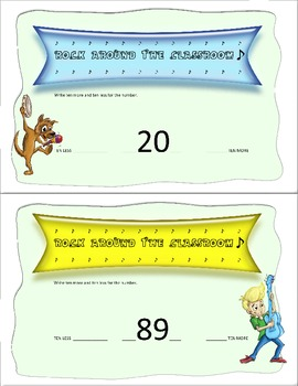 Rock Around the Classroom: Skip Counting by Tens