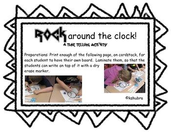Rock Around the Clock (Time)